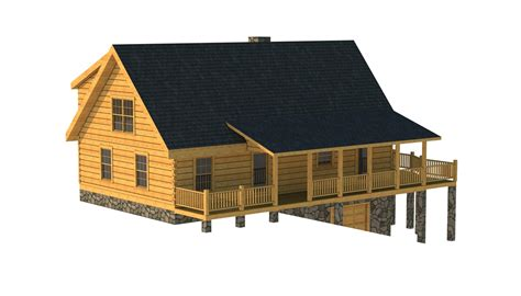 The Log Cabin Stafford by Stafford Plans Information Southland Log Homes