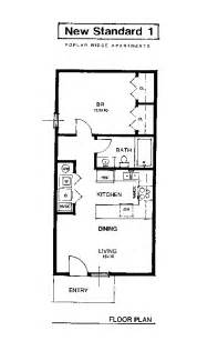 Tiny House 500 Sq Ft Apartment Rental Layout Spacious Living Oversized Closets