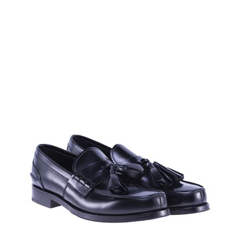loafer boat shoes prada prada loafer black s loafers boat