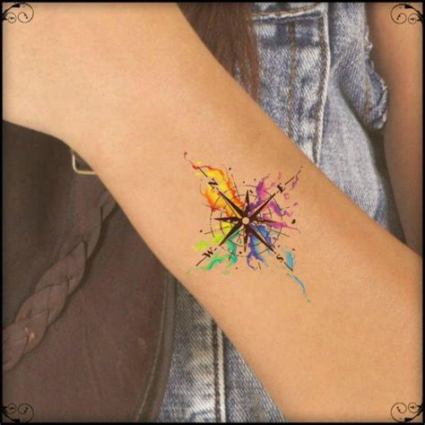 watercolor tattoos temporary 84 best misc temporary tattoos images on