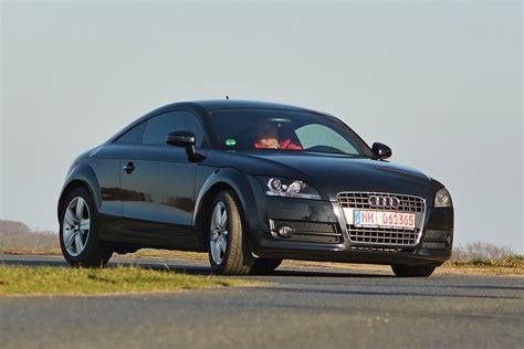 Audi Tt Gebraucht Preis gebrauchter audi tt im test bilder autobild de