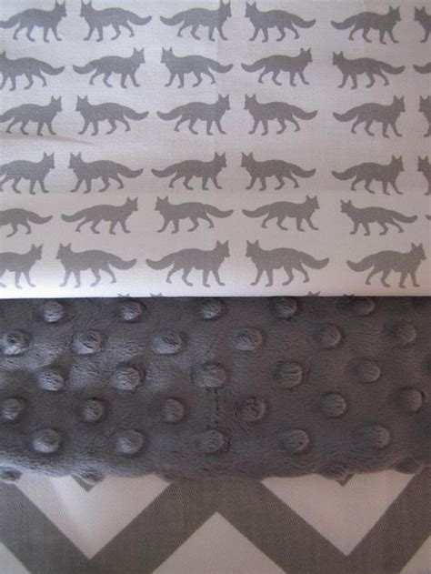 Wolf Crib Bedding Gray Wolf Baby Bedding With Bumper Set Crib Sheet And Crib Skirt Mo