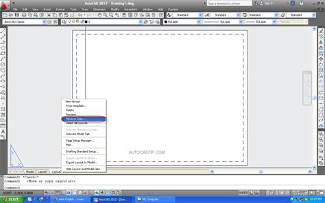 layout viewport autocad 2015 autocad move model in viewport model