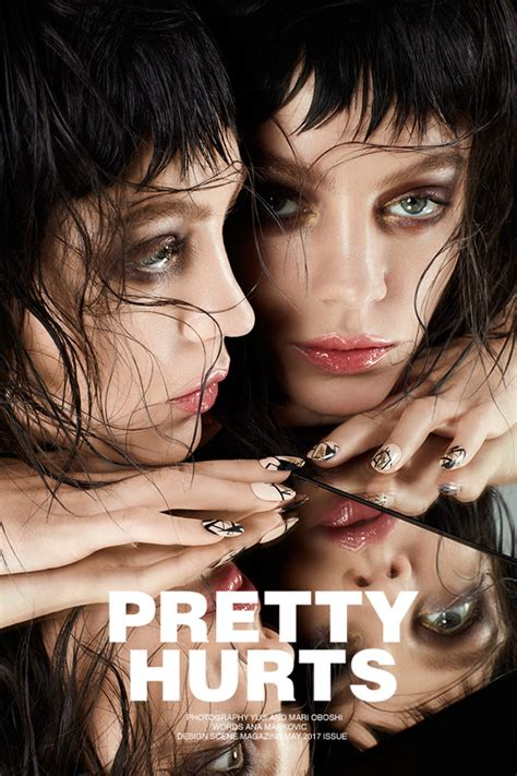 Pretty Hurts pretty hurts s and ultimately pleasure