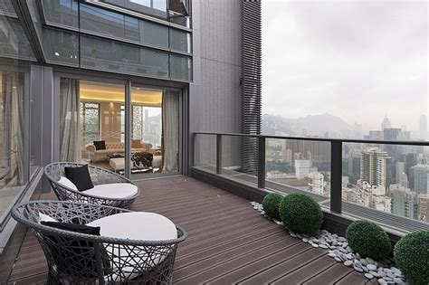 hong kong china luxury penthouses stunning penthouse in hong kong 171 interior design files