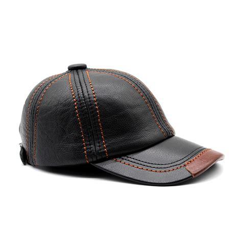 dm leather baseball cap kwnshop