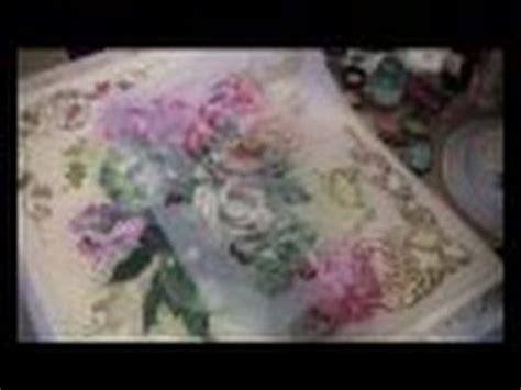 tutorial tecnica decoupage download video quadro con pittorico e pasta gel lucida