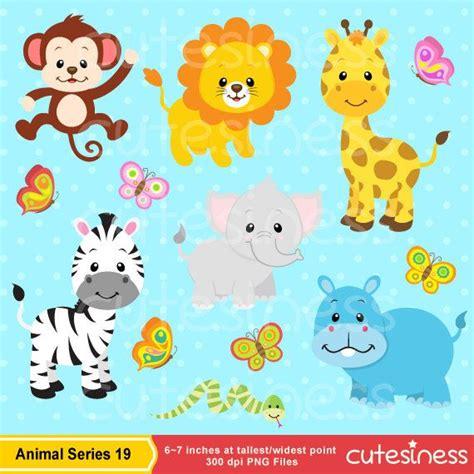 Imagenes De Animales De Safari | m 225 s de 1000 ideas sobre baby showers del beb 233 de selva en