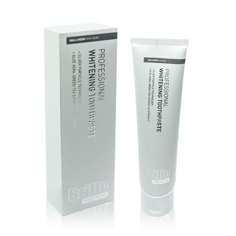 Whitening Plus Probeauty products brille premium professional whitening toothpaste