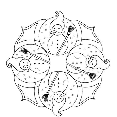 imagenes navideñas para imprimir y colorear dibujos de mandala para colorear y disfrutar estrellas