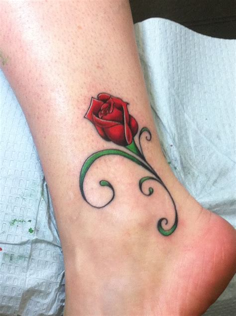 rosebud tattoo tattoo inspirations pinterest