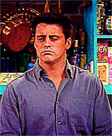 friends joey tribbiani acting  isnt     smell  fart acting ptrparker