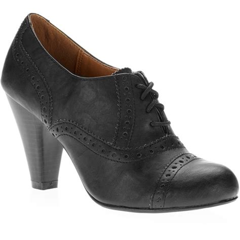 walmart oxford shoes george s maxie oxford ankle boots shoes walmart