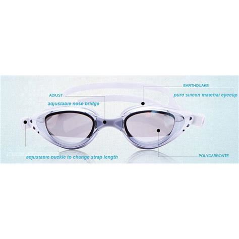 Kacamata Renang Anti Fog Uv Protection kacamata renang coating mirrored anti fog uv protection
