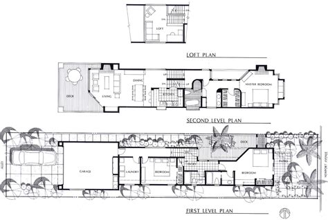 Narrow Lot Beach House Plans by Narrow Lot Beach House Plans Cool House Plans