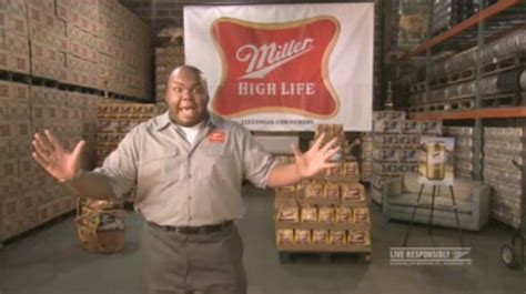Windell Middlebrooks Miller High Life | we remember actor windell middlebrooks miller beer dies