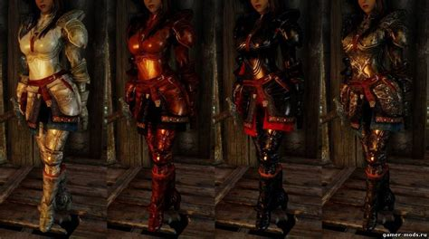 lovers lab v skyrim броня из обливиона full plate armor from oblivion