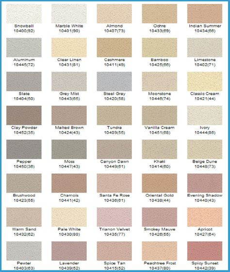 stucco color chart harnett nc stucco eifs reclad repair contractor cost