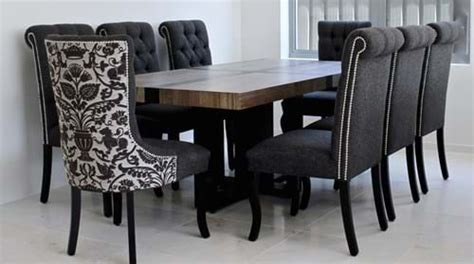 upholstered dining chairs sydney classic furnishings australia