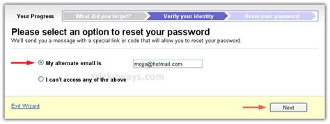 email yahoo for password recovery forgot your yahoo password that s not a big problem