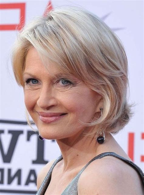 pictures of diane sawyer haircuts diane sawyer short bob haircut diane sawyer s hair