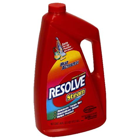 resolve rug cleaner search eagle