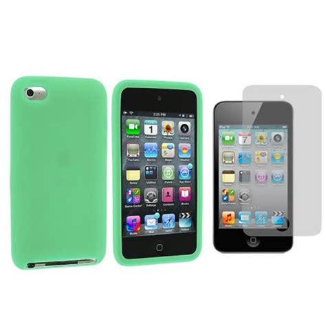 Soft Ipod Touch 4 silicone soft cover screen protector for ipod touch 4th generation 4g 4 ebay