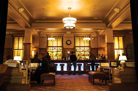 Top Bars Seattle by The Best Hotel Bars In Seattle Seattle Magazine