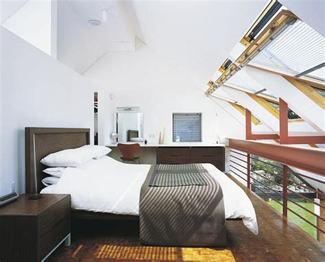 How To Turn Loft Into Bedroom by 20 Attic Bedroom Designs Efficiently Utilizing Roof
