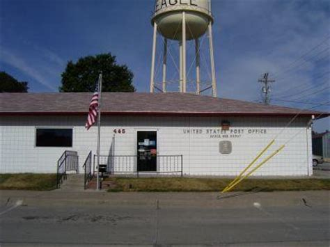 Eagle Post Office by United States Post Office