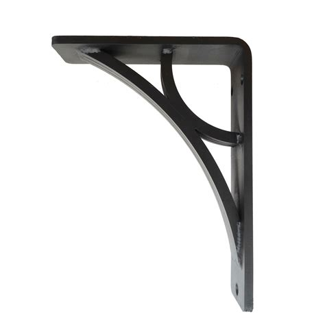 Wrought Iron Corbels Eclipse Wrought Iron Corbel 2 Quot Wide 6 Bracket Sizes
