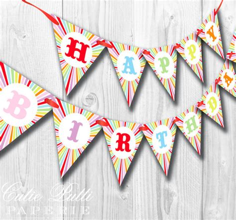 printable circus birthday banner 4 best images of free printable carnival happy birthday