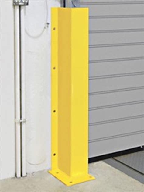 overhead door track overhead door track protectors in stock uline