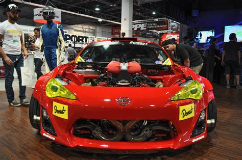 A Ferrari Engine by Toyota 86 With Ferrari 458 V 8 Is An Insane Rev Machine