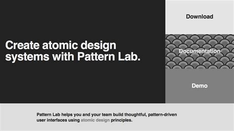 pattern lab workflow 10 best new web design tools in august 2016 creative bloq