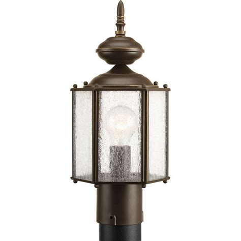L Posts Outdoor Lighting Sea Gull Lighting Outdoor Globe Collection Light Outdoor Post Lights And Ls