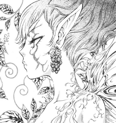 Gardens Of The Moon Pdf by Anime Fairies Colouring Pages