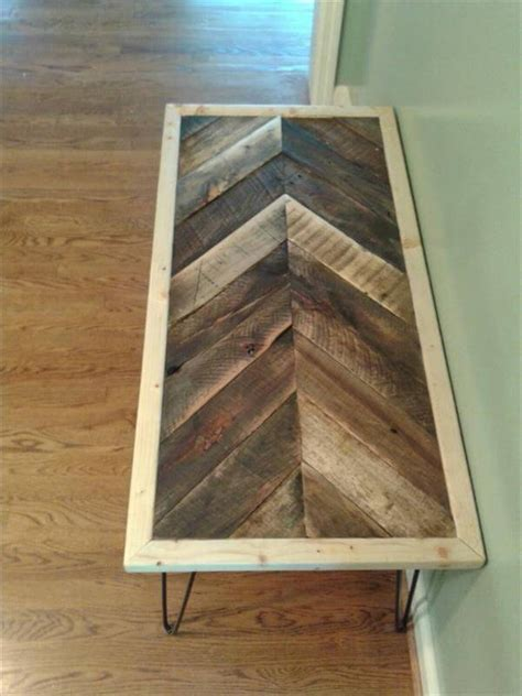 Jepit Rambut Hairpin Handmade 101 diy pallet chevron table with hairpin legs 101 pallets