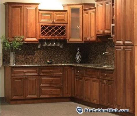 Kitchen Cabinets Rta by Glazed Oak Kitchen Cabinet Pics Ready To Assemble