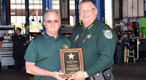 bcso inmate images brevard county sheriffs office bcso recognizes manager mike wimberly retires after 36