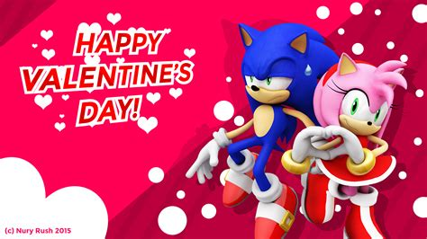 sonic day happy s day sonic and wallpaper by nuryrush on deviantart