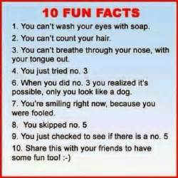 Fun facts for monday january 27 2014