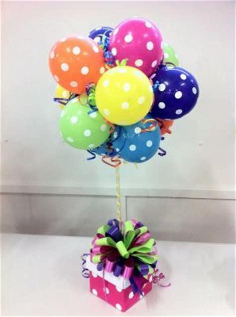 balloon topiary trees polka dot topiary tree