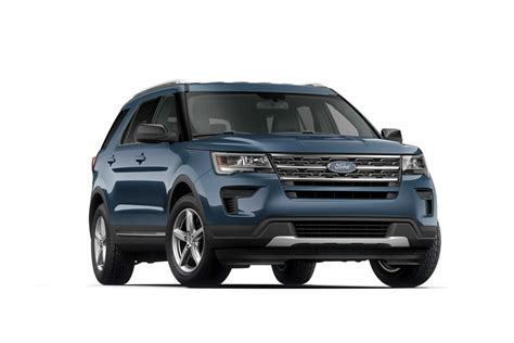 2019 Ford Explorer by 2019 Ford 174 Explorer Xlt Suv Model Highlights Ford