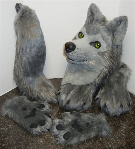 wolf for sale tsume grey wolf partial for sale by drakonicknight on deviantart