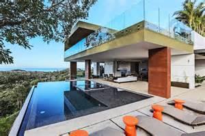 luxury home rentals kalia s aerie luxury home rental in costa rica designrulz