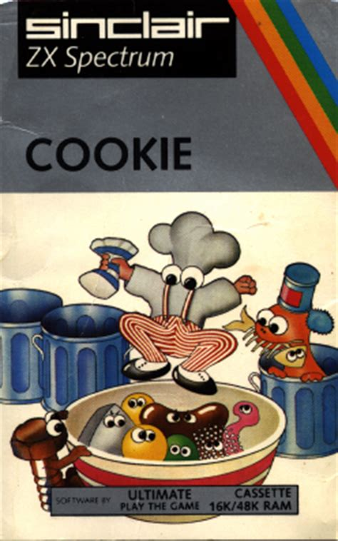 emuparadise zx spectrum cookie 1983 ultimate rom