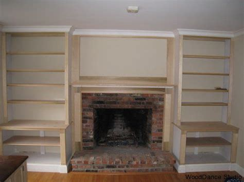 best 25 bookshelves around fireplace ideas on