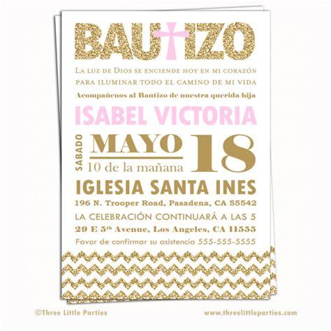 invitaciones de bautizo bautismo espanol invitacion spanish baptism invitation invitacion de bautizo en