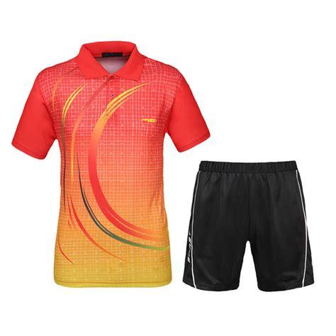 Baju Olahraga Tenis Meja buy grosir badminton pakaian from china badminton pakaian penjual aliexpress